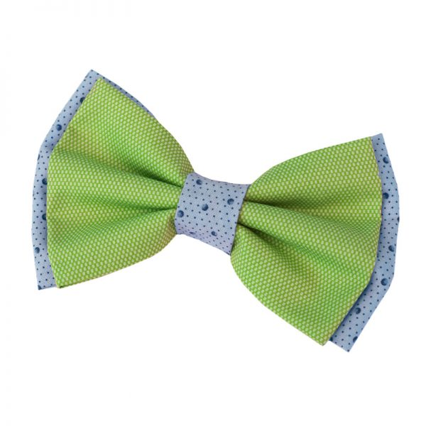 Furbulicious Summer Fun Pet Dog Bow Tie