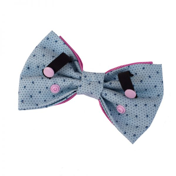 Furbulicious Summer Fun Pet Dog Bow Tie Snap