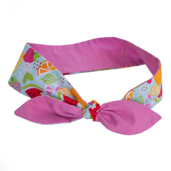 Furbulicious Match Your Pet Set: Bandana and Scarf Feeling Fruity Pink