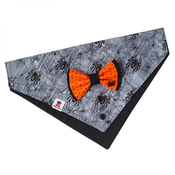 Furbulicious Pet Dog Accessories Halloween Collection Bandana