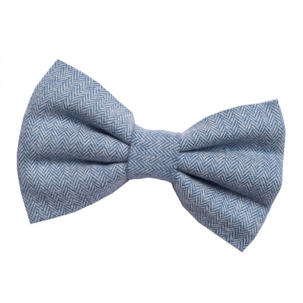 Blue Bowtie for Dogs by Furbulicious Pet Accessories