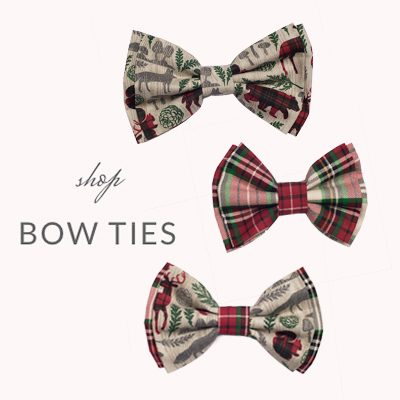 Furbulicious Pet Dog Bow Ties